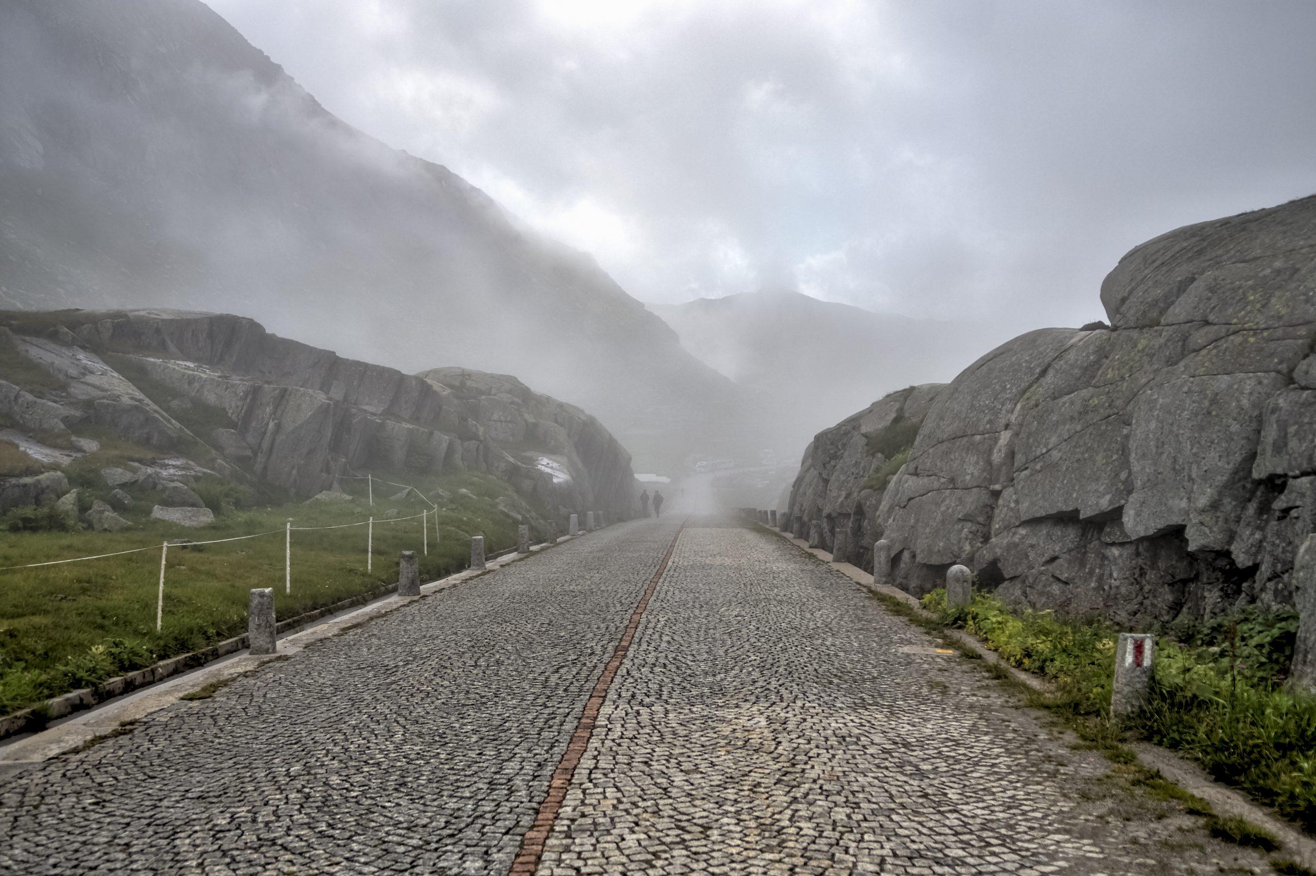 Gotthard Passhöhe